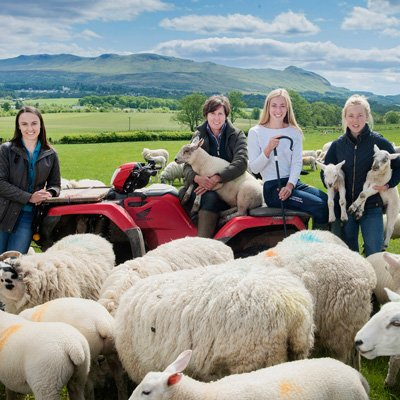 Photo taken at Duncan Family Farms by Julie Howden for articles in The Herald on Sunday & Love Local Mag on Local Food Heroes